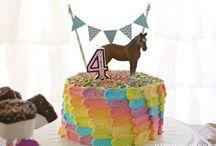 pony + unicorn party
