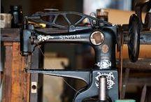 Antique & Vintage Sewing Machines