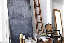 Chalk It Up / Chalkboard Paint
