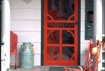 Screen Doors / by Urban Heirlooms