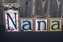 Nana's Unique Style / by Lorinda Hays