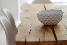 White and Wood / by Urban Heirlooms