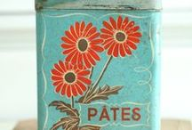 Antique & Vintage Tins