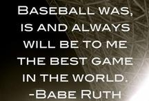 Baseball / by Mandi Boyd