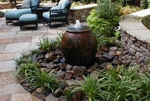 ~ Gardening & Landscaping/Patio Ideas ~ / by Terena Miller