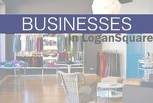 Businesses in Logan Square, Chicago / Support local Logan Square, Chicago, businesses by visiting one of these places. #logansquare #chicago #business #smallbusiness #smbiz