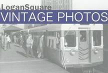 Vintage Photos of Logan Square