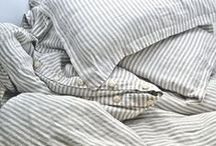 For the love of linens