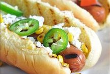 Hot Dog Month! / July is #NationalHotDogMonth! And July 23rd is National #HotDogDay! It's also the anniversary of The Coney Island Hot Dog which debuted on July 23, 1889 (source: Brooklyn Daily Eagle)