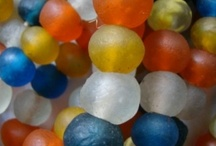 African: Beads & Beadwork / Beads made in Africa, by African People