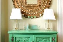Safari Style: Furniture & Lamps / Safari furniture, old school and new