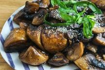 Mushroom Month / According to the USDA, and the Mushroom Council, September is National Mushroom Month!