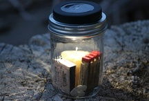 Camping Ideas / by Laura Homan