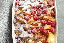 Brunch Recipes / Ideas for breakfast and brunch...whether for one person or a group of people