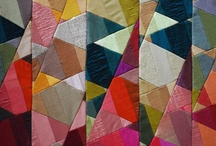 Quilt design inspiration / Quilty inspiration! / by MiscellanyandQuirk