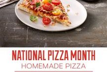 Pizza Month / October is National Pizza Month!