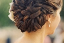 Wedding Hair & Makeup / by Sadie Bertsch