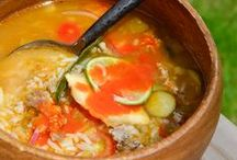 Soup / January is National Soup Month! That includes Stews!