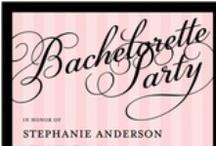 Bachelorette / by Sadie Bertsch