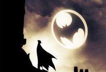 My Man Batman! / by Lorinda Hays