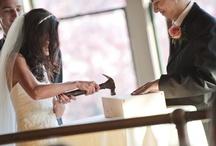 Wedding Ceremony / by Sadie Bertsch