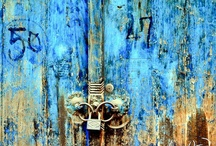 blue / beautiful hues of blue
