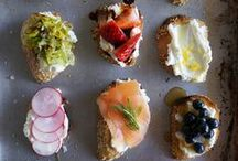 For Starters ~ Recipes / Small bites and little plates - recipes to get your meal started.