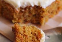 Carrot Cake / National Carrot Cake Day is celebrated on February 3rd each year. Here we celebrate all year!