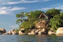 African Lakes & Islands: Camps & Lodges