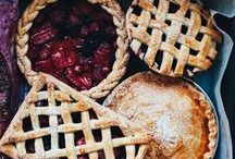 Pie Please ~ Recipes / Pie & tart recipes for any season. / by Vermont Creamery