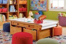 0 Pre-k Classroom Layout / by Toy YA