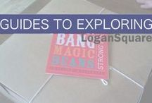 Guides to Exploring Logan Square / Your guide to exploring Logan Square is right here.