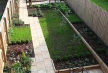 Milfort Mews Back Garden