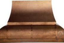 A N.E. COPPER RANGE HOOD / by Christopher J