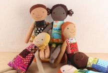 Soft Toys: Dolls / Dolls from all over the web. Get inspired!