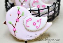 B's Cakes - cookies / by Bonnie Raines