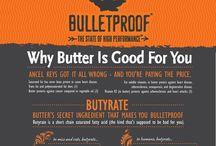 Atkins/Bulletproof Food / No added sugar, no gluten, no bad starches--Clean Eating!