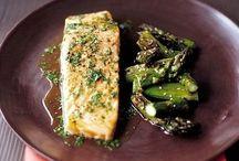 Seafood Recipes / Fish and Shrimp