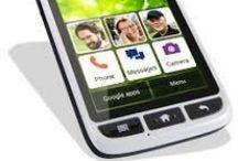 SMARTPHONE SENIOR / cellulari facili da usare per senior