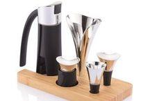 VINO E DINTORNI / accessori per aprire , versare e mantenere quello che bevi