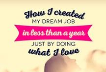 Dream Big / Everyone has dreams and ambitions, from the dream job to the dream vacation, to the dream house. What's your dream?