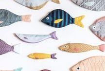 Felt Crafts / Felt inspired crafts for the little ones
