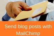 Email Marketing / List building, opt-ins, Mailchimp and more