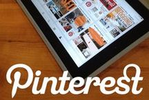 Pinterest Marketing / A collection of the best Pinterest tips to help bloggers and entrepreneurs promote their business and have fun doing it
