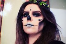 Halloween ideas / DIY's, costumes, Makeup and hair ideas for Halloween:) Enjoy, Zombies!))