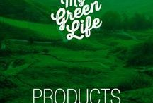 MyGreenLife Products / Superfoods from MyGreenLife: Chlorella, Spirulina, Acai, Maca, Barley Juice, Spirulina Barley