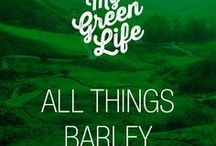 All things Barley