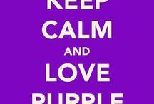 Inspirations... Purple Things / by Jooli Khoo