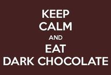 Food - Dark Chocolate Affairs / by Jooli Khoo