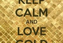Inspirations... Bronze Copper Gold & the Same / by Jooli Khoo